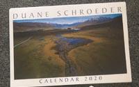 2020 Calendar - Large Format $35